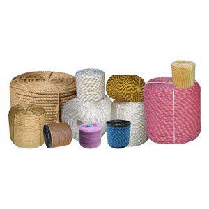 Шнуры, канаты, верёвки